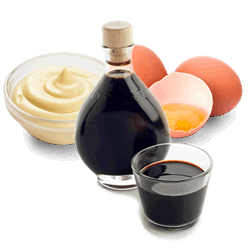 maionese aceto balsamico
